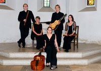 Ensemble PHOENIX BAROQUE AUSTRIA - A journey across the Brenner Pass and back