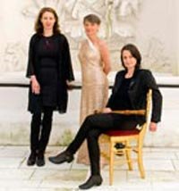 Ensemble PHOENIX BAROQUE AUSTRIA - Ladies First First Ladies